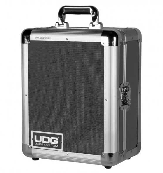 U93010SL - UDG ULTIMATE PICK FOAM FLIGHT CASE MULTI FORMAT  S SILVER