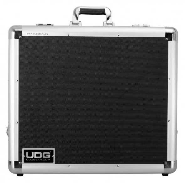 U93010SL - ULTIMATE PICK FOAM FLIGHT CASE MULTI FORMAT  L SILVER