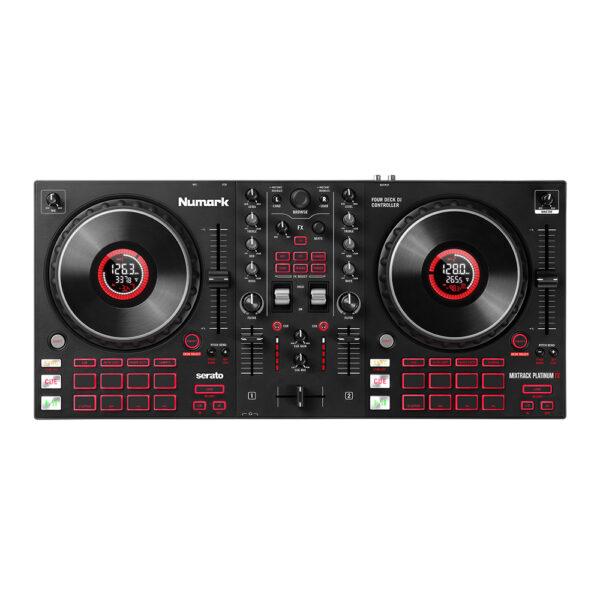 CONTROLADOR DJ Mixtrack Platinum FX
