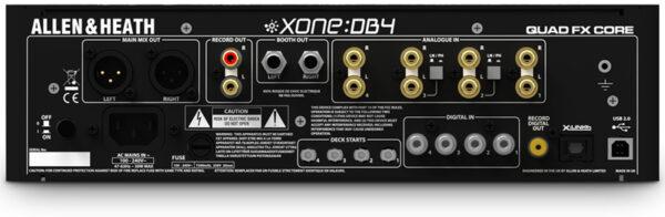 ALLEN-HEATH XONE:DB4