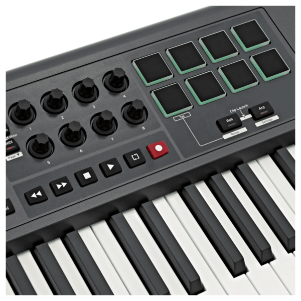 AUDIOIBIZA TECLADO MIDI NOVATION IMPULSE 61 2
