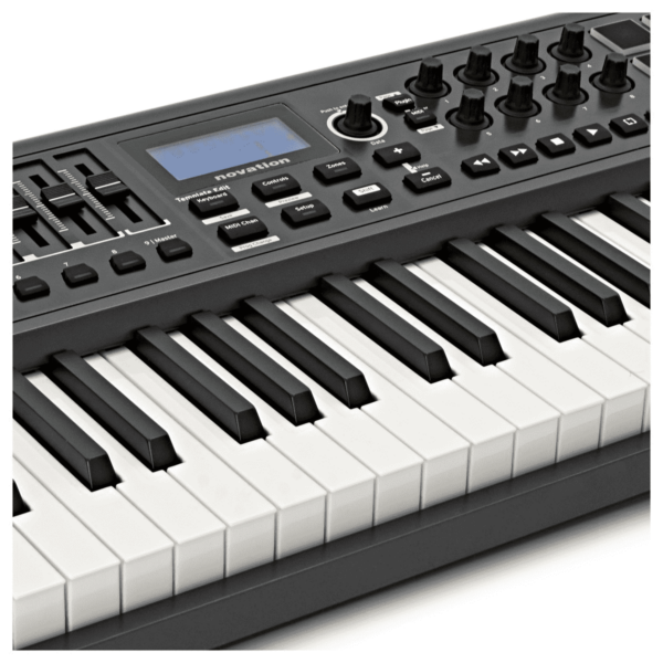 AUDIOIBIZA TECLADO MIDI NOVATION IMPULSE 61 5