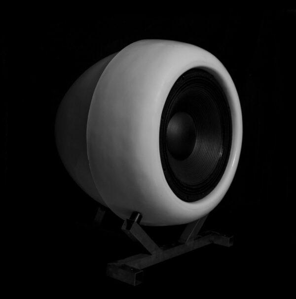 audioibiza subwoofer pequod ovoid 8